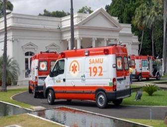Oeiras e mais 23 municípios são selecionados para receberem unidades móveis do SAMU