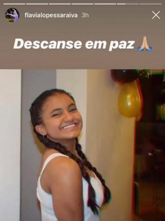 Ginasta brasileira que defendeu seleção morre aos 17 anos