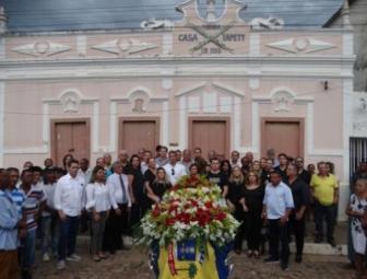Exéquias Juarez Tapety