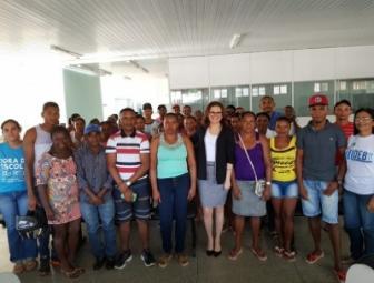 Defensoria Pública de Oeiras consegue manutenção de escola quilombola no povoado Canto Fazenda Frade