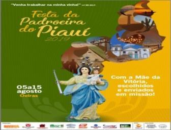 Confira a programação dos festejos de Nossa Senhora da Vitória em Oeiras