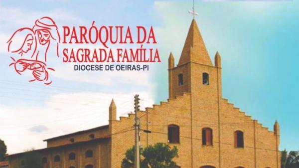 Confira a programação do festejo da Paróquia Sagrada Família