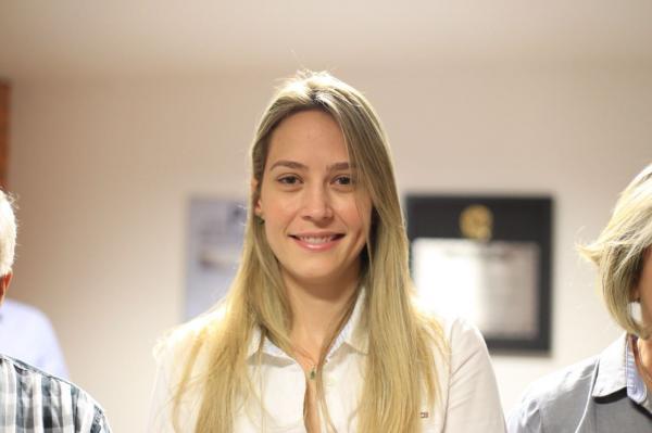 Vanessa Tapety aposta em oposição unida na disputa majoritária em Oeiras