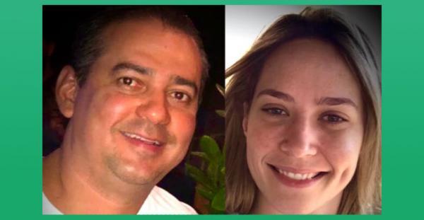 Vanessa Tapety declara apoio ao médico Hailton Alves, pré-candidato a prefeito de Oeiras
