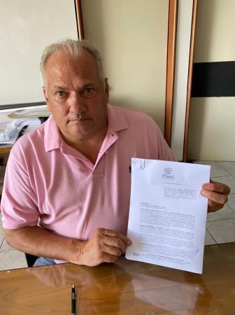Ex-deputado Mauro Tapety consegue emenda para a recuperação da PI que liga Oeiras a Regeneração