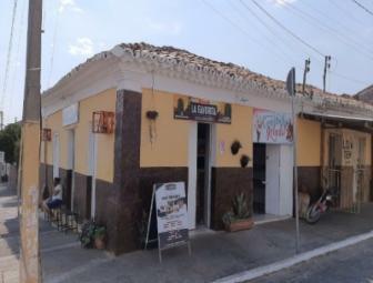 Restaurante é arrombado no Centro Histórico de Oeiras