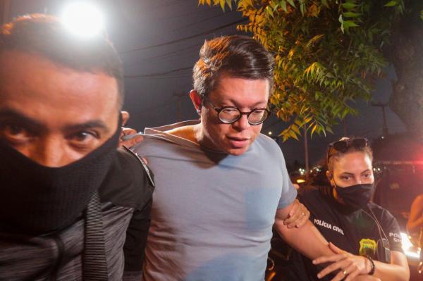 DJ Ivis é solto após passar quase 100 dias preso por agredir sua ex-mulher