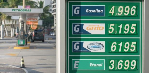 Procon notifica postos que vendem gasolina acima de R$ 4,70 no Piauí